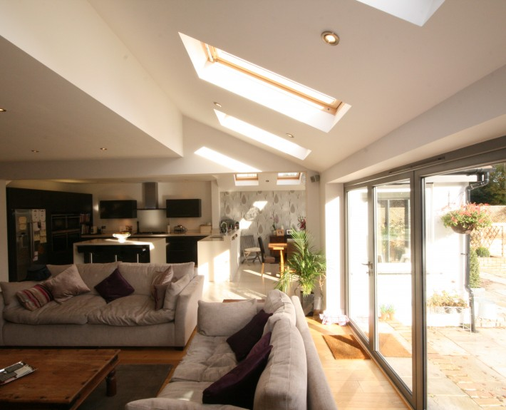 Master Bedroom Extension Plans eclipse property solutions | open plan extension